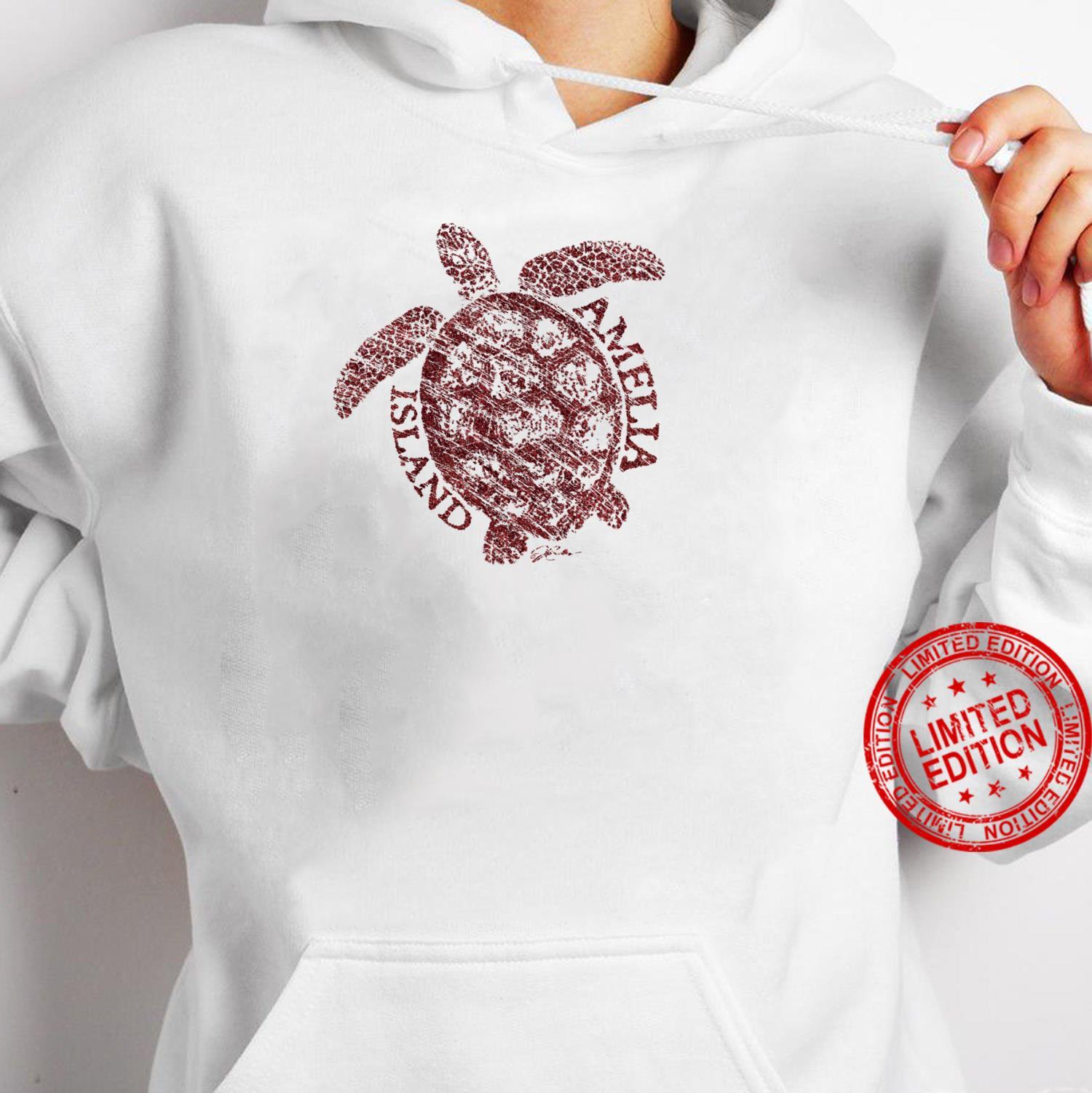 JCombs Amelia Island, FL, Sea Turtle Shirt hoodie
