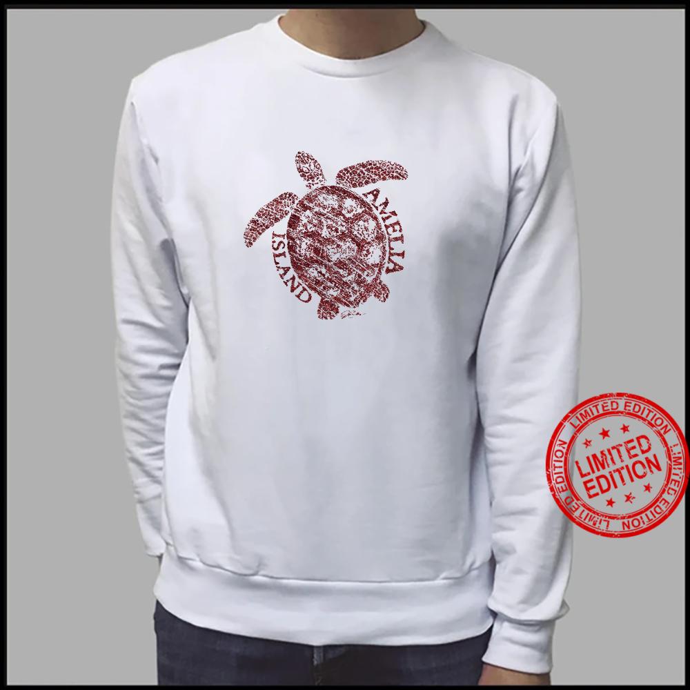 JCombs Amelia Island, FL, Sea Turtle Shirt sweater