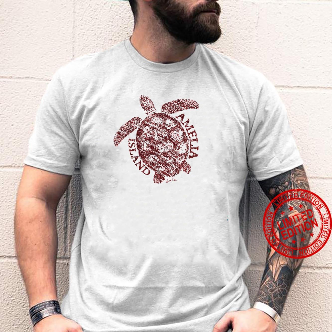 JCombs Amelia Island, FL, Sea Turtle Shirt